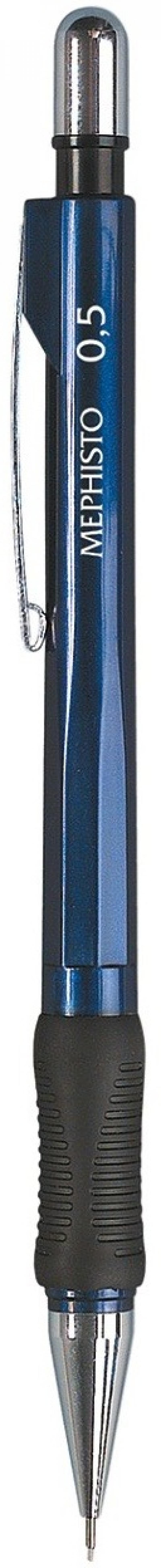Фото - Карандаш автоматический Koh-i-Noor Mephisto 150 мм с резиновым упором, 0,5 мм mephisto