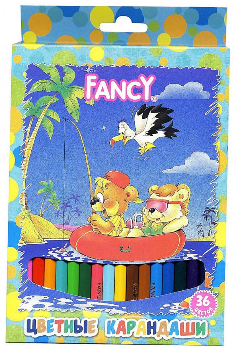 Набор цветных карандашей Action! Fancy 36 шт FCP103-36 FCP103-36 набор цветных карандашей action fancy 36 шт fcp101 36 fcp101 36