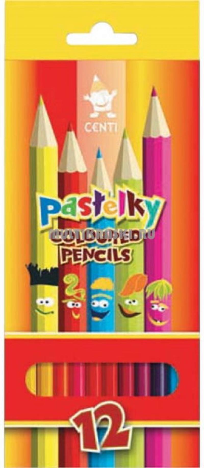 Набор цветных карандашей Koh-i-Noor 2142/12 12 шт 17.5 см набор цветных карандашей maped color peps 12 шт 683212 в тубусе подставке