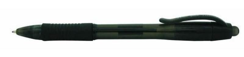 Гелевая ручка автоматическая Index Traveller черный 0.7 мм IGP212/BK IGP212/BK