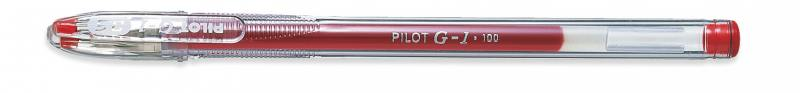 Гелевая ручка Pilot G-1 красный 0.5 мм BL-G1-5T-R BL-G1-5T-R smc type ac3000 series ac3000 02 ac3000 02d air filter combinations f r l combination ac3000 02 g1 4
