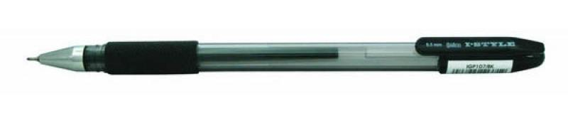Гелевая ручка Index I-Style черный 0.5 мм IGP117/BK IGP117/BK ручка virno style