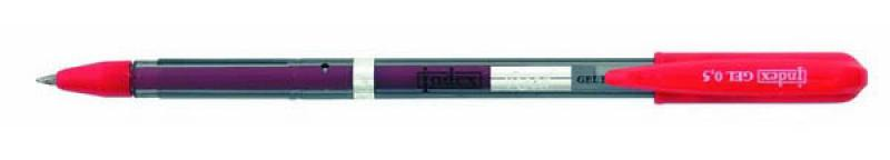 Гелевая ручка Index Reed красный 0.5 мм IGP111/RD IGP111/RD