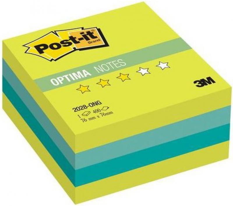 Бумага с липким слоем 3M 400 листов 76x76 мм многоцветный 2028-ONG ong bak qanba n2 ядовитая пчела drone ps4 ps3 pc аркадная игра джойстика