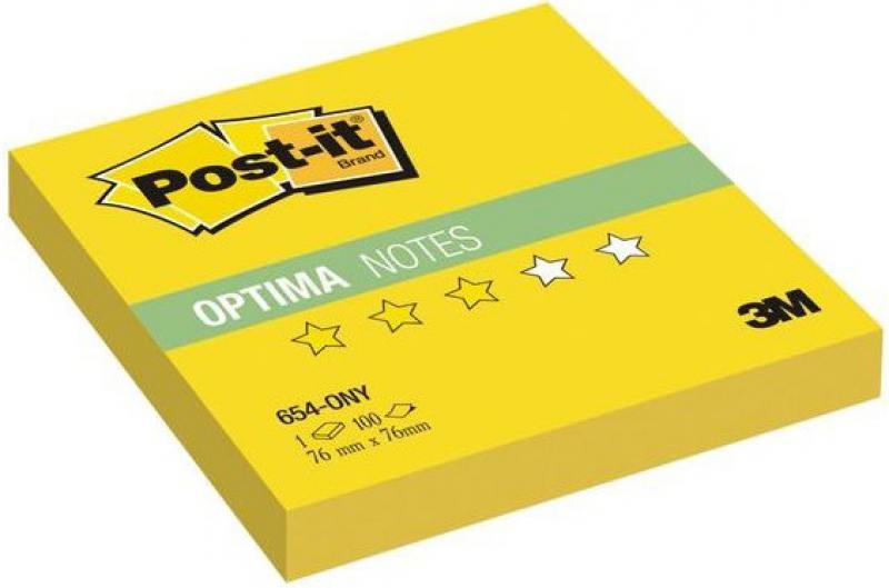 Бумага с липким слоем 3M 100 листов 76x76 мм желтый 654-ONY dia 400mm 900w 220v w 3m psa
