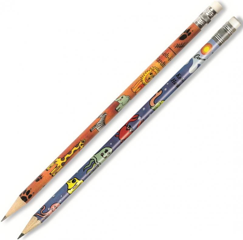 Карандаш чернографитный Koh-i-Noor SAFARI&SEA 1231/36005 карандаш чернографитный koh i noor microkosmos 1231 36007 1231 36007