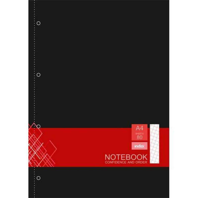Блокнот Index IN0103-A450 A4 50 листов в ассортименте IN0103-A450 блокнот index in0101 a540 a5 40 листов в ассортименте