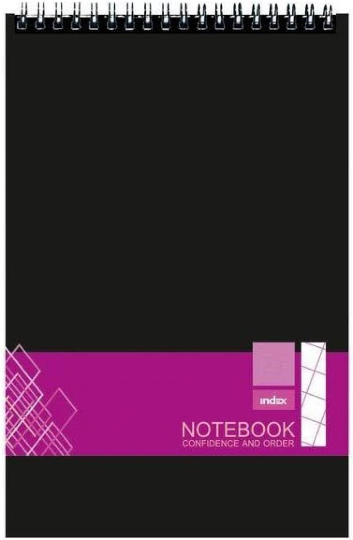 Блокнот Index IN0101-A740 A7 40 листов в ассортименте IN0101-A740 free shipping 10pcs sot 23 transistor bav99 a7 [10pcs]