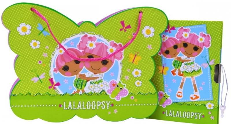Блокнот Action! Lalaloopsy A5 12 листов LL-FN64/4813 LL-FN64/4813 цена