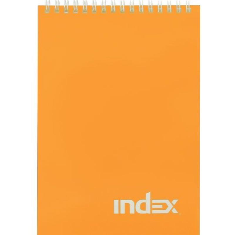Блокнот Index colourplay A5 40 листов INLcp-5/40or INLcp-5/40or блокнот index colourplay a6 40 листов inlcp 6 40or inlcp 6 40or