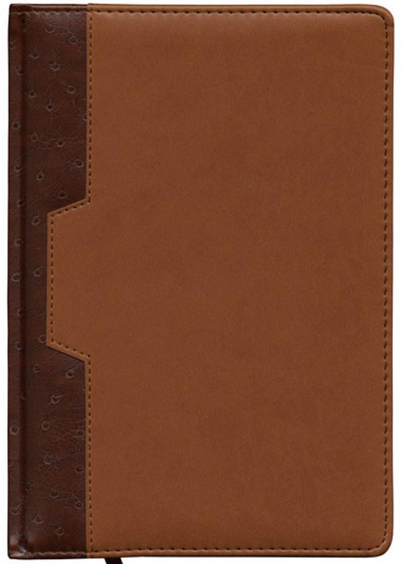 Ежедневник Desert недатированный, А5, кожзам, коричневый ежедневник от романа фада а5