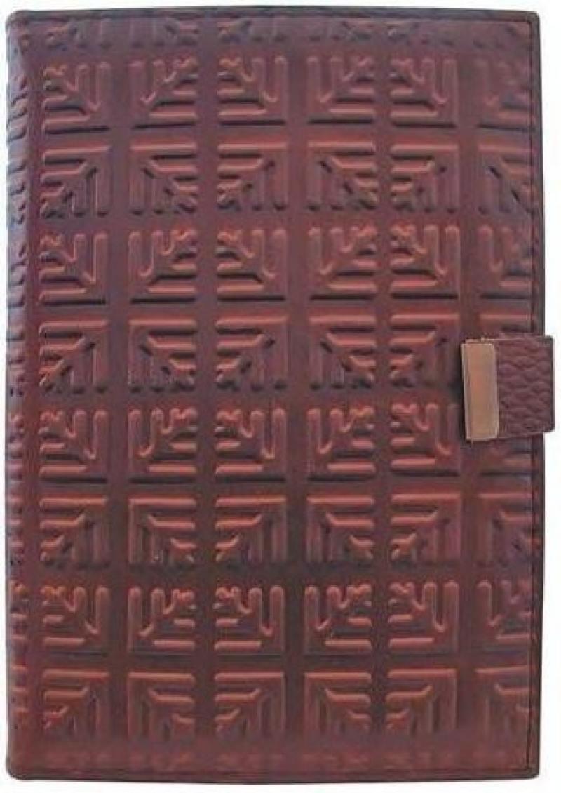 Ежедневник недатированный ПДМ 621р-01 A6+ натуральная кожа цена