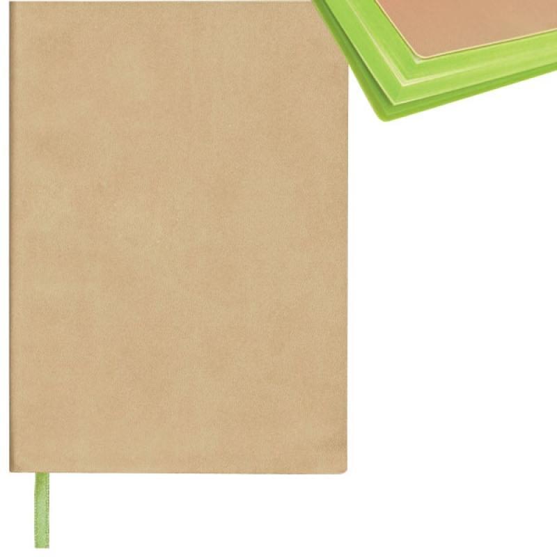 Ежедневник недатированный Index Colourplay A6 искусственная кожа IDN110/A6/BE a6