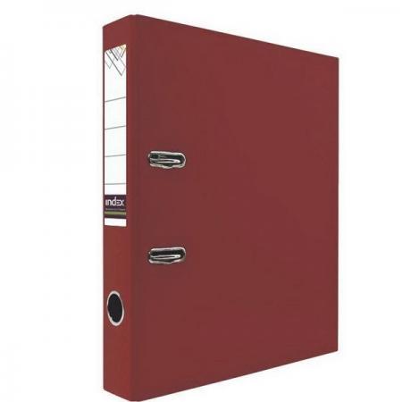 Папка-регистратор с покрытием PVC, 50 мм, А4, красная IND 5/30 PVC КР обои с покрытием пвх dolly doribon pvc