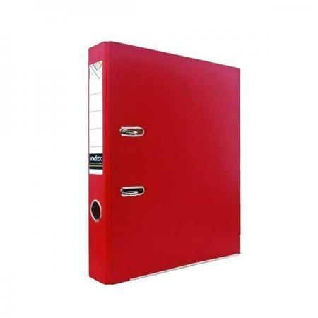 Папка-регистратор из цветного картона, 50 мм, А4, красная IND 5 ECO КР/30 lacywear dg 5 ind
