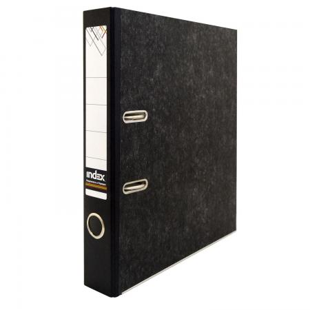 Папка-регистратор под мрамор, 50 мм, А4, черная IND 5/30 lacywear dg 5 ind