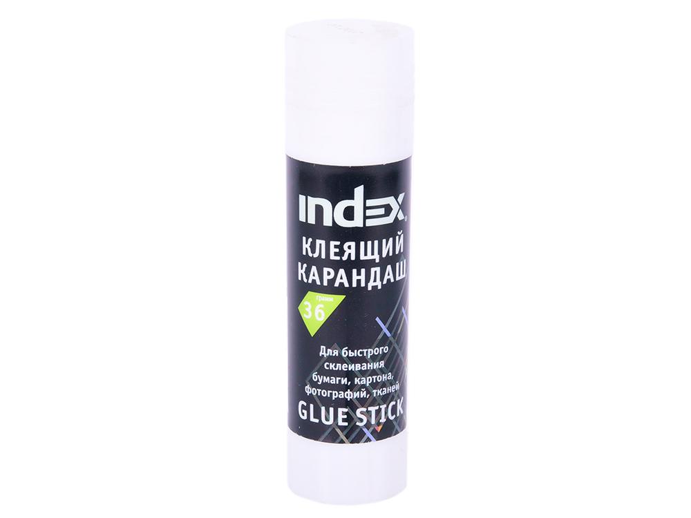 Клей-карандаш, 36 гр IGS136 клей карандаш index igs121 21 гр