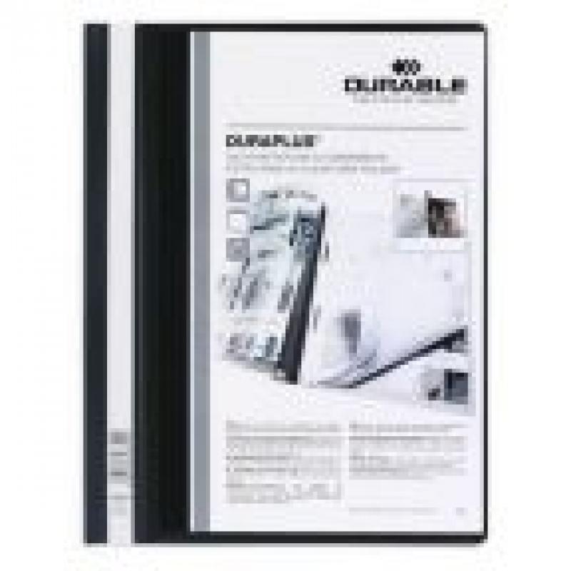 Папка-скоросшиватель DURAPLUS, черная, ф.А4 vktech 6mmx32mm 120 degree durable solid router cnc engraving v groove bit burin