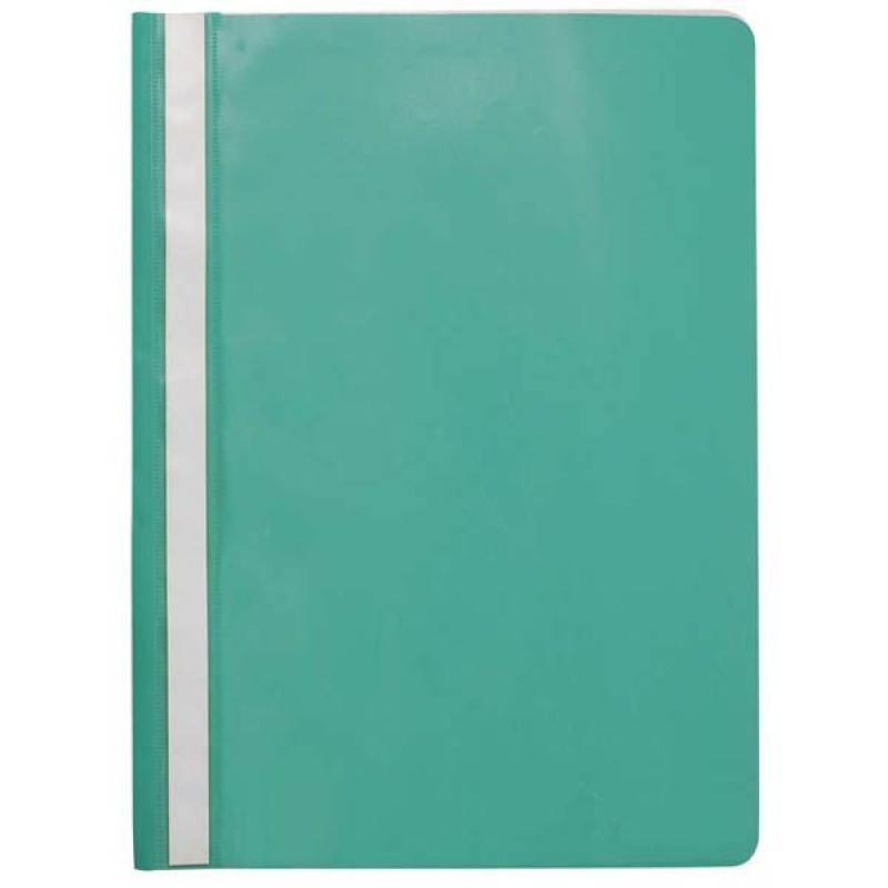 Папка-скоросшиватель, зеленая, ф. А4, с перфорацией KS-320B/03/P genelec 8010 320b
