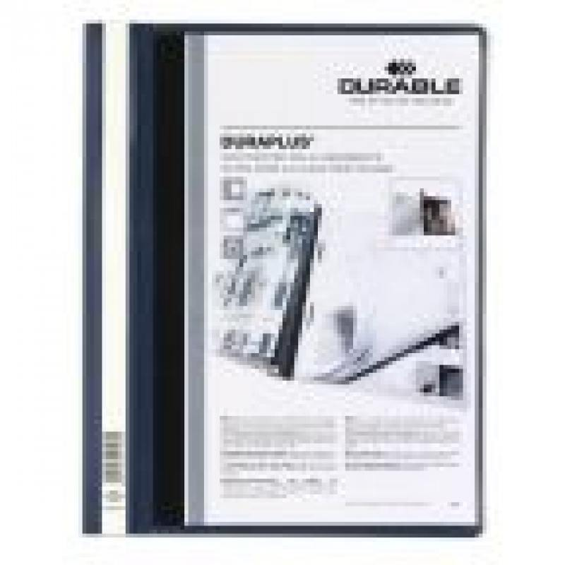 Папка-скоросшиватель DURAPLUS, синяя, ф.А4 248153 vktech 6mmx32mm 120 degree durable solid router cnc engraving v groove bit burin