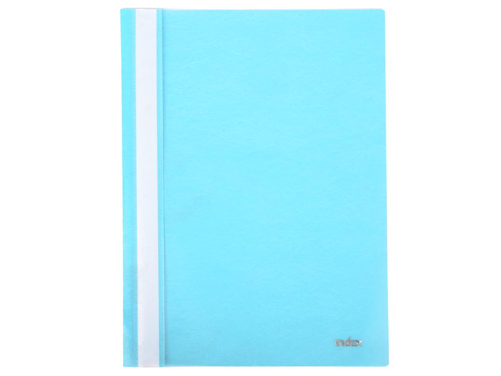 Папка-скоросшиватель, А4, бирюзовая I200/TQ сапоги женские caprice цвет черный 9 9 25506 21 044 221 размер 38
