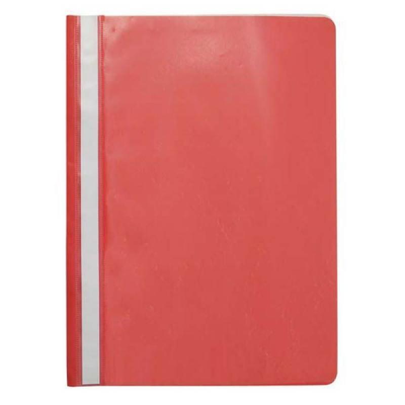 Папка-скоросшиватель, красная, ф. А4, с перфорацией KS-320B/01/P genelec 8010 320b