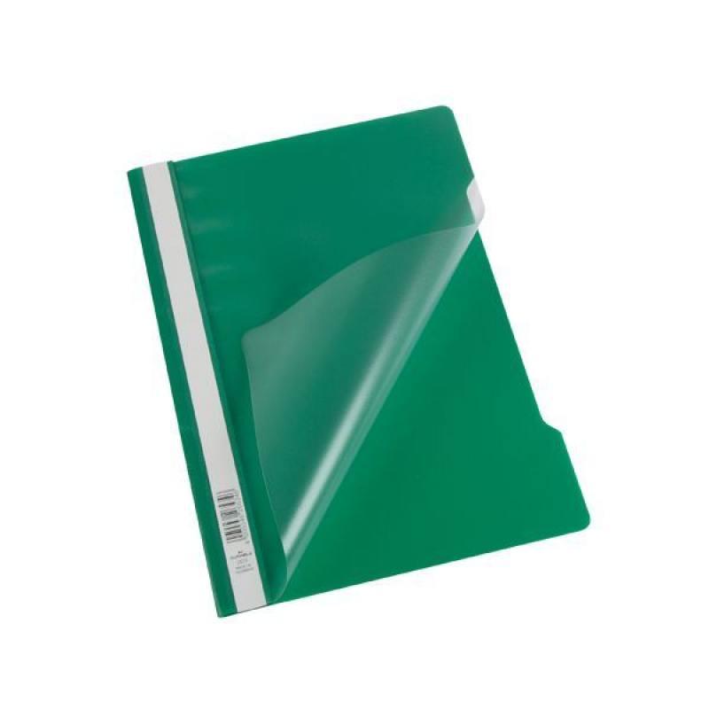 Папка-скоросшиватель, зеленая, ф. А4, штрих-код baox w288 беспроводной сканирующий пистолет красный штрих код