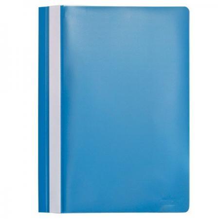 Папка-скоросшиватель, А4, голубая I200/LBU