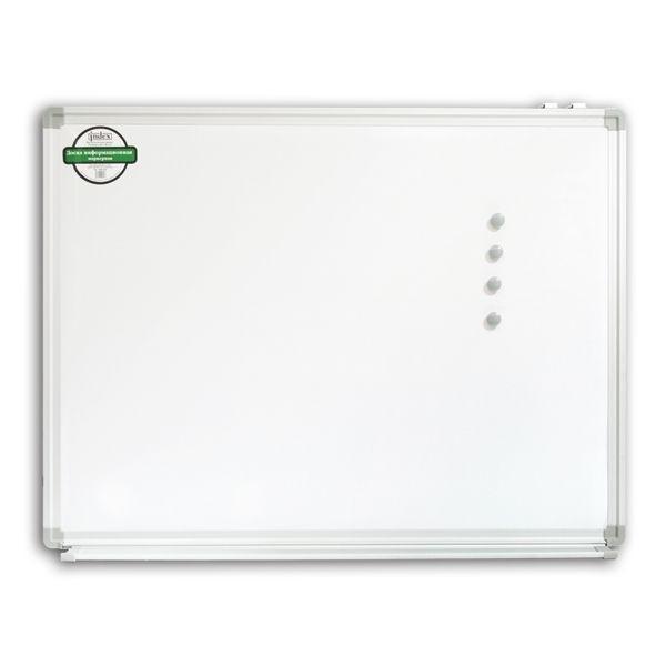 Доска магнитно-маркерная, 90х120 см, металлическая рама IWB-204 доска магнитно маркерная index 45 см х 60 см iwb 212