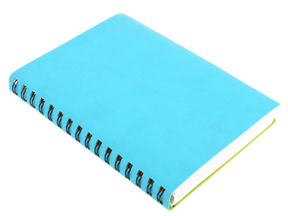 Ежедневник датированный Index Casual A5 искусственная кожа IDD1316/A5/GN блокнот index in0103 a550 a5 50 листов в ассортименте