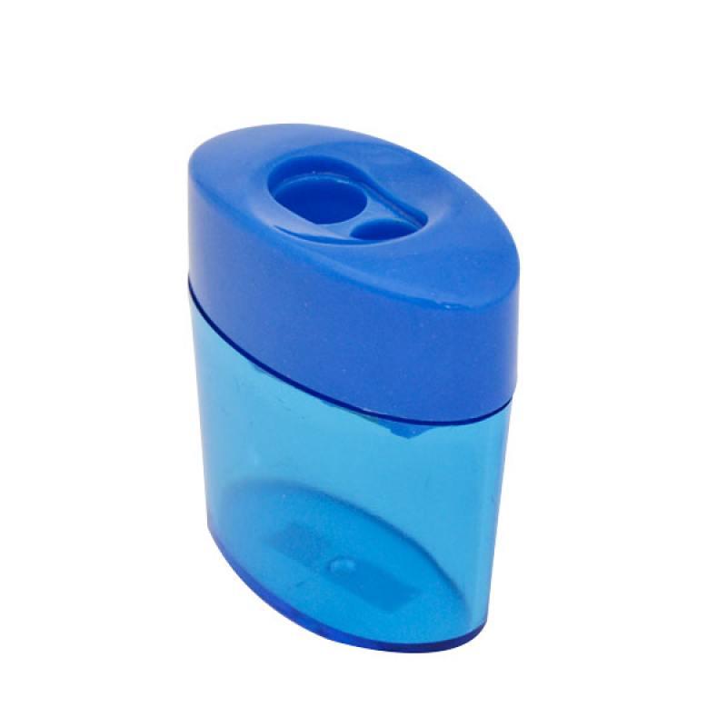 Точилка пластмассовая с контейнером FSH430 точилка пластмассовая клиновидная форма 104 01 999
