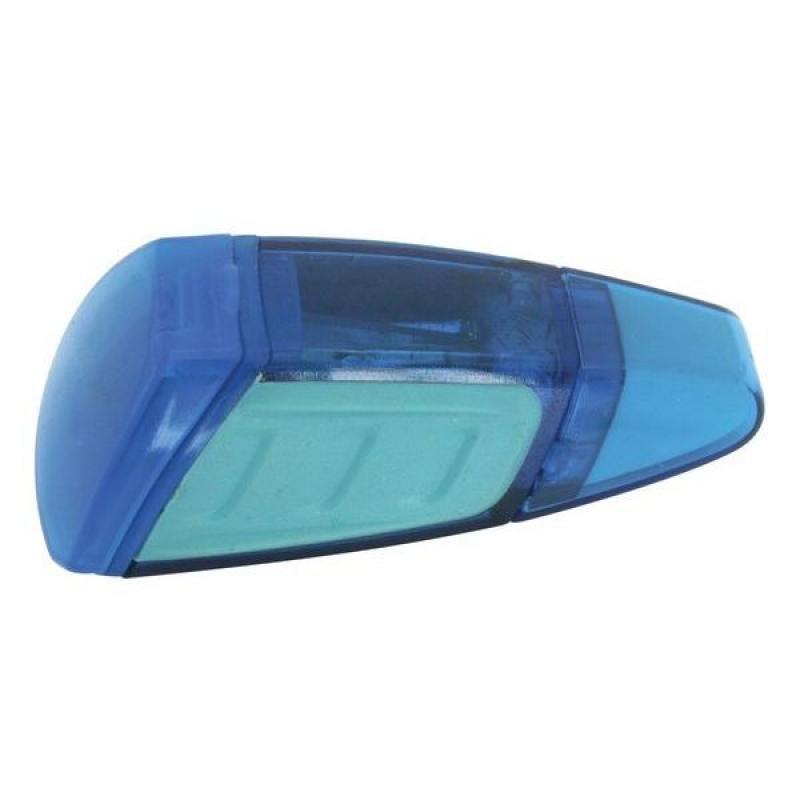 Точилка пластмассовая ШАТТЛ,с ластиком, п/п с европодвесом ASH515 точилка пластмассовая с ластиком эргономичный дизайн блистерная упаковка 0955 0002