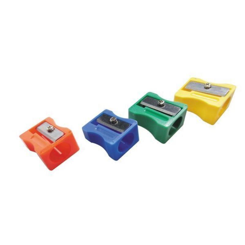 Набор точилок пластмассовых для утолщенных карандашей, 2 шт. п/п с е/п ASH565 одуванчик п 205мг 100 таблетки