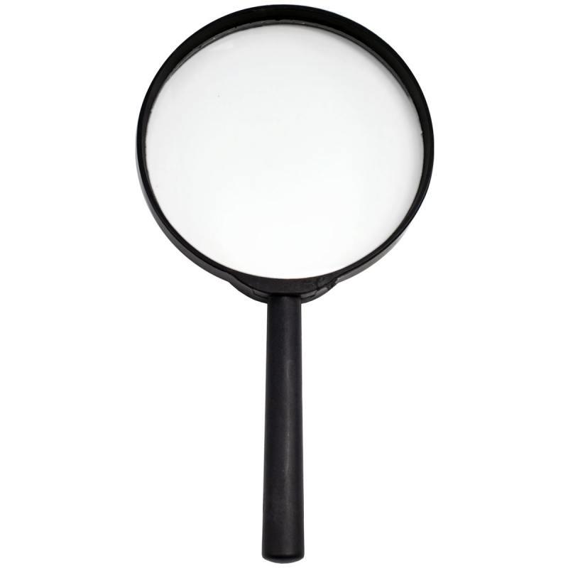 Лупа канцелярская, диаметр 100 мм, увеличение 3 SMG04 лупа дактилоскопическая zenit лд 3 5x
