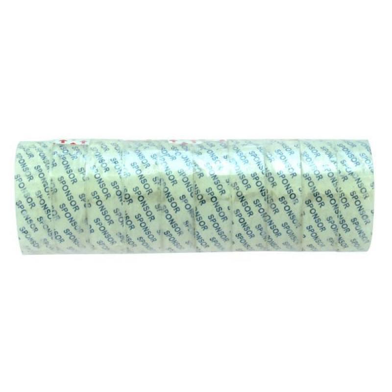 Лента клейкая, прозрачная, 15 мм х 10 ST1510 лента клейкая декоративная восток бумага 15мм x 3м х 4шт