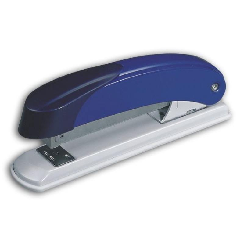 Степлер Н401, синий, скоба №24/6, новый дизайн 2630202