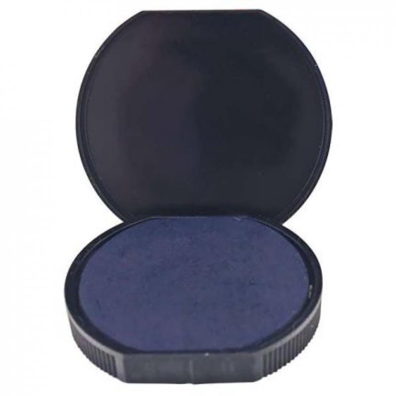 Сменная штемпельная подушка E/R40, синяя, для R40 trodat сменная штемпельная подушка неокрашенная к арт 4911 4951 4820 4846