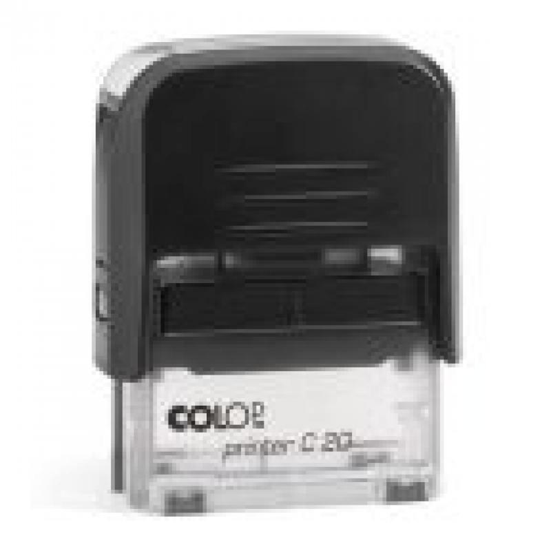 Штамп КОПИЯ ВЕРНА, автоматическая оснастка, 38х14 мм Printer 20N/КВ colop штамп самонаборный printer 40 set f