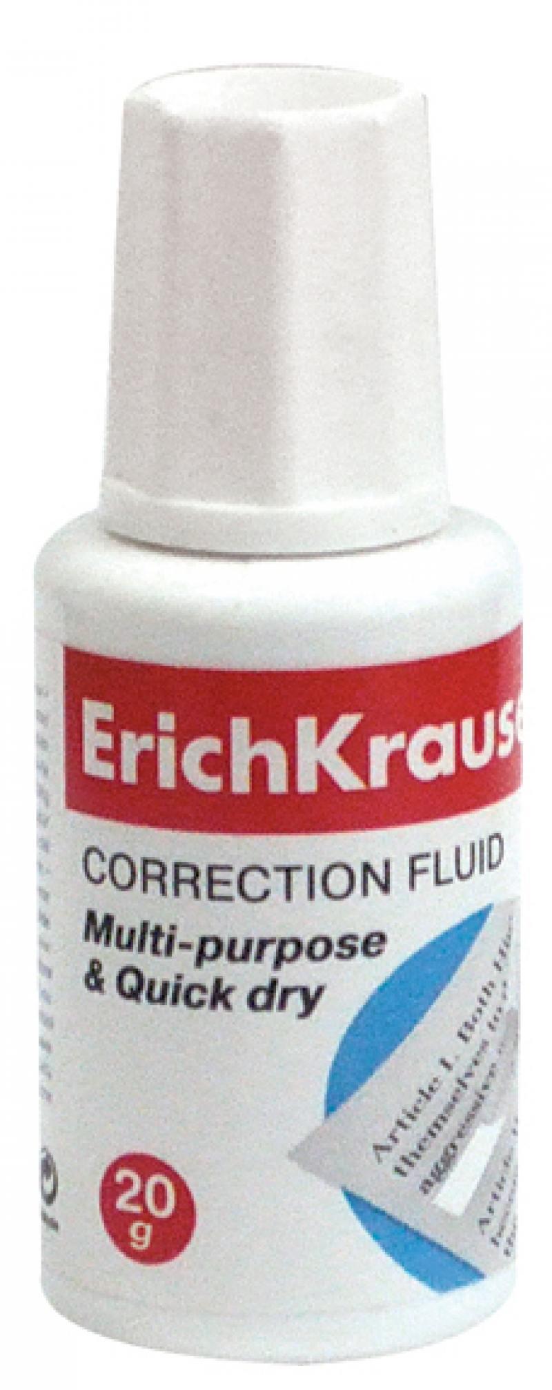 Корректирующая жидкость Erich Krause 5 20 мл
