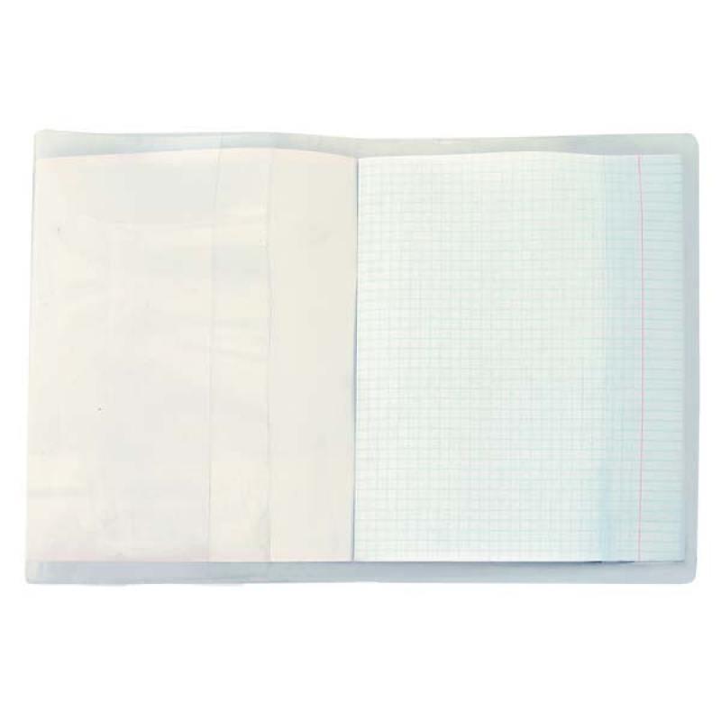 Картинка для Обложка универсальная для учебников, 150 мкм, ПВХ, разм.230х465 01-5180-2