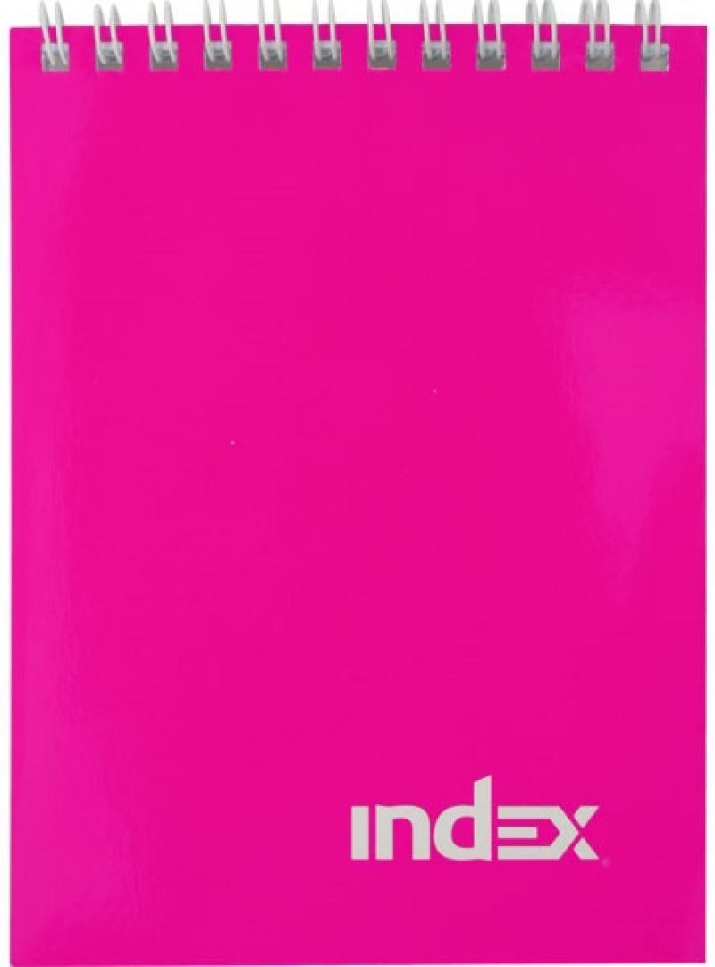 Блокнот Index Colourplay A7 40 листов INLcp-7/40p INLcp-7/40p 11 12 7