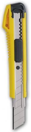 Резак канцелярский большой, 18 мм, 2 зап.лезвия ICU763