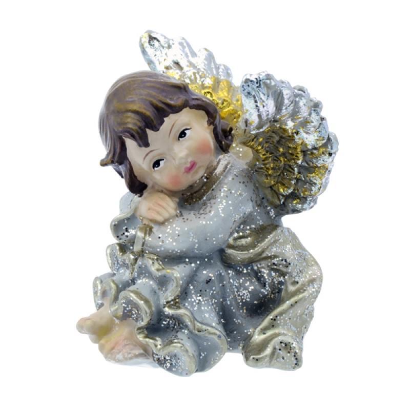 Сувенир АНГЕЛ, 6 см, полирезин волшебная страна сувенир керамический ангел
