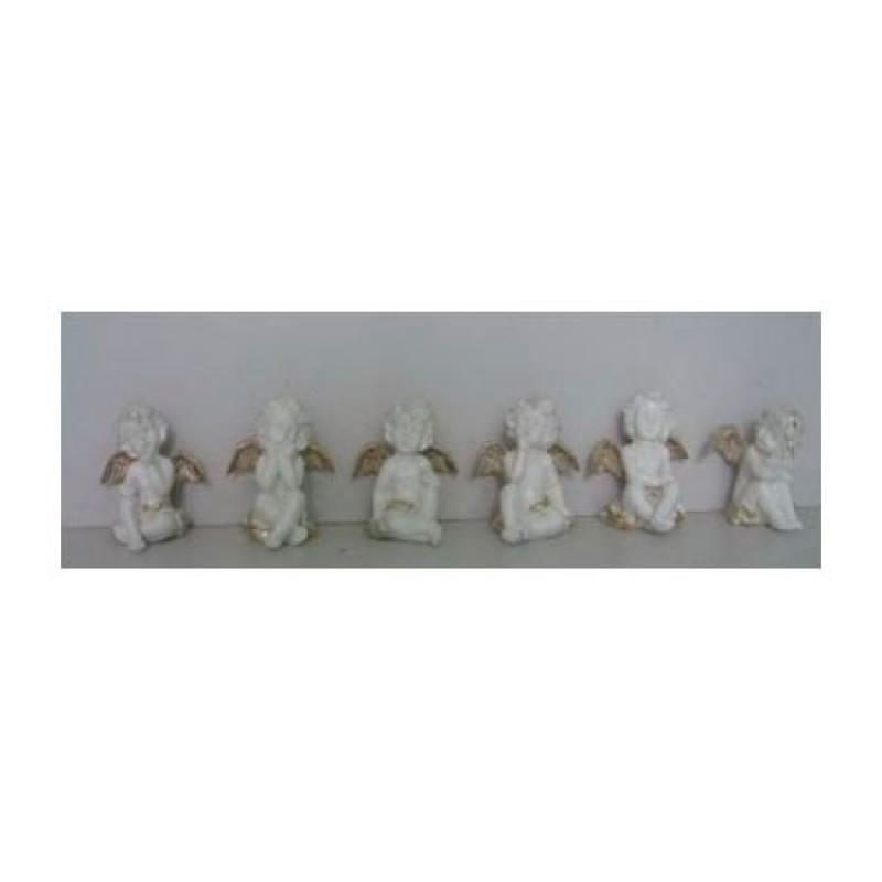 Сувенир АНГЕЛ, 7,5*9,5 см, полирезин, 2 вида сувенир orient an01 ангел цв стекло высота 6см зеркальная подставка