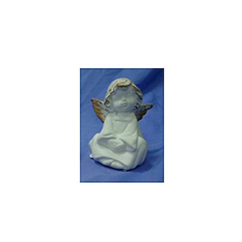 Сувенир АНГЕЛ, 6,5 см, керамика сувенир orient an01 ангел цв стекло высота 6см зеркальная подставка