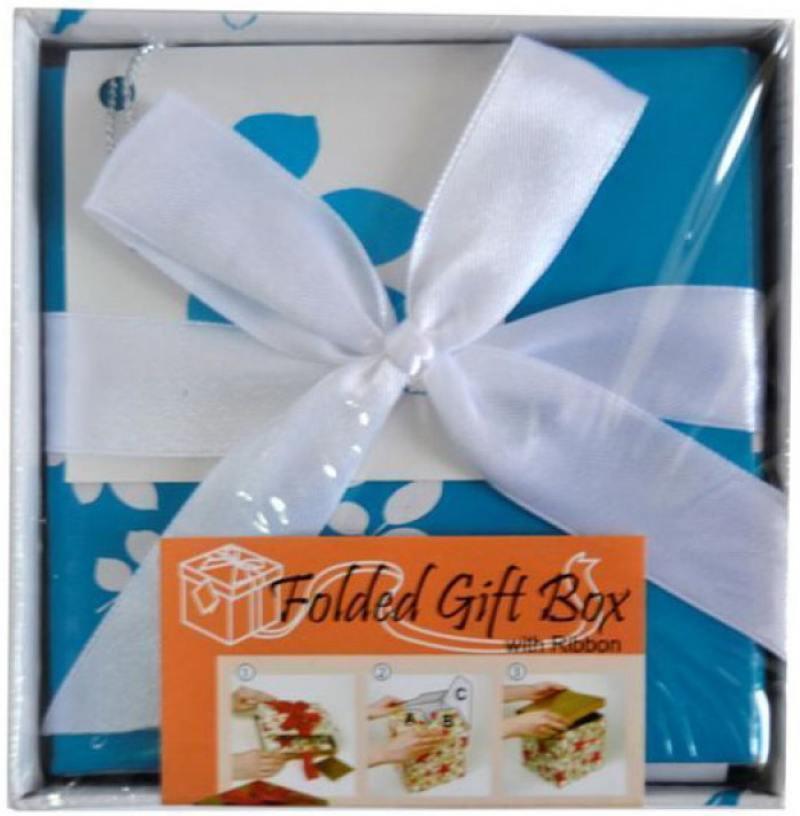 Коробка подарочная Golden Gift Цветочный Узор 10х10х9 см PW1054/103 коробка подарочная golden gift pw1057 154 15х15х15 см
