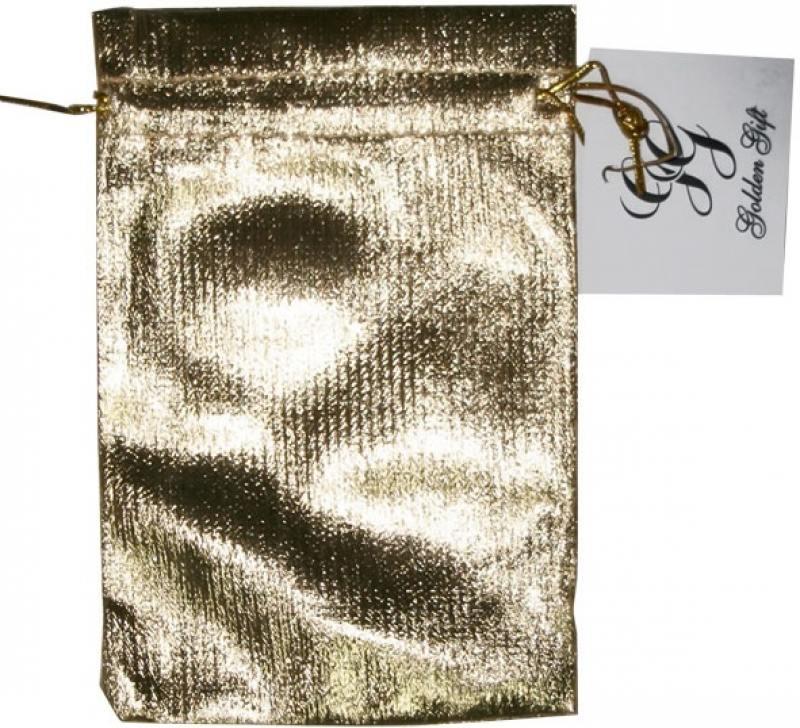 Мешок для подарков Golden Gift BG1359 10х15 см