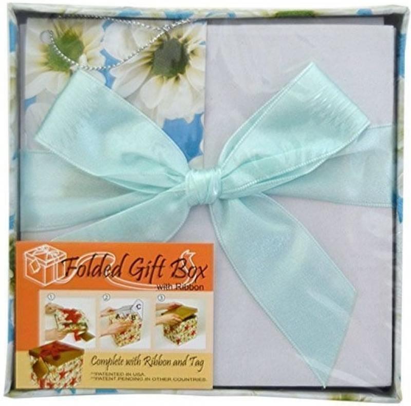 Коробка подарочная Golden Gift ЦВЕТЫ 12х12х12 см PW1058/128 gift questionnaire