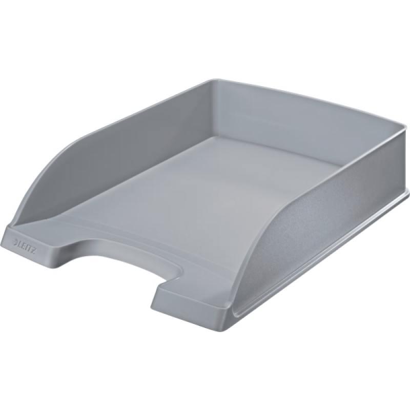 Лоток горизонтальный LEITZ СТАНДАРТ, ф.А4, серый 52270085