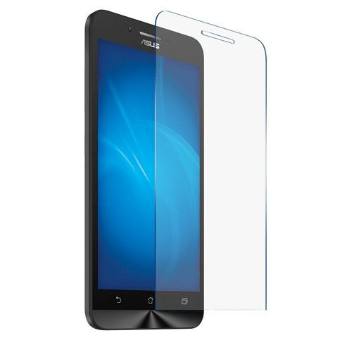 Защитное стекло IQ Format для Asus Zenfone GO ZC451TG аксессуар защитное стекло для asus zenfone live zb553kl svekla full screen white zs svaszb553kl fswh
